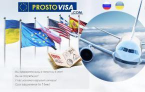 Шенгенська віза, правила оформлення шенгенської візи, типи шенгенських віз