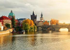 Осенняя Прага, отдых в Праге осенью