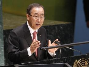 Генсек ООН назвал причины, мешающие примирению в Ираке