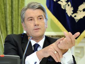Ющенко здійснив кадрові перестановки у СБУ