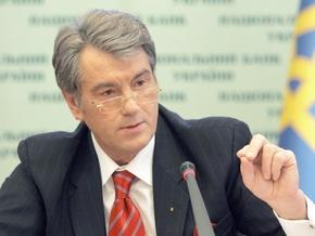 Ющенко заявив, що російські ЗМІ регулярно дискредитують Україну