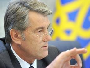 Ющенко знає, що потрібно зробити для подолання кризи