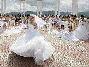 Букет итальянской невесты стал причиной авиакатастрофы