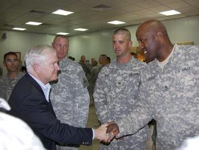 Глава Пентагону прибув до Іраку