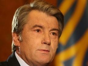 Ющенко накладе вето на зміни до закону про вибори