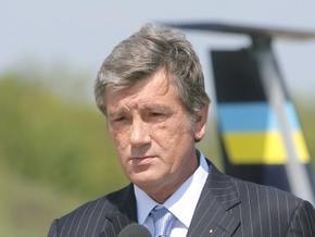Ющенко пішов у відпустку