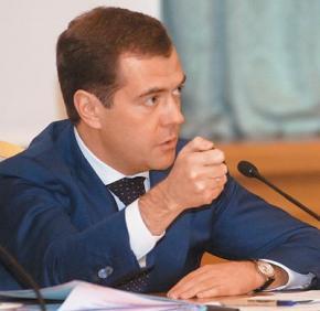 Медведєв: РФ у своїй зовнішній політиці готова відповідати дуже жорстко