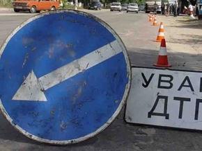 У Житомирській області перекинувся мікроавтобус: є постраждалі