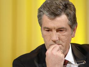 Ющенко: Українці будуть вибирати між колонією і Об'єднаною Європою