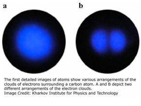 Сенсація в науковому світі: Українські вчені вперше сфотографували атом