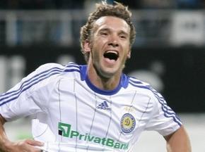Андрій Шевченко заробив на футболі 60 мільйонів євро.