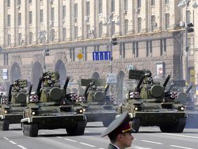 Украина готова начать поставки бронетехники в Туркменистан