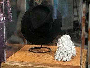 Прикрашену коштовностями рукавичку Джексона продано за $ 48,4 тисячі