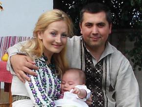 В группе Талита Кум родился сын