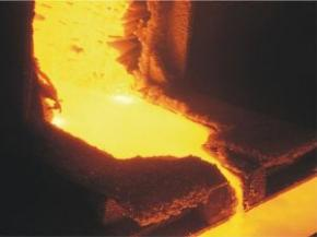 Украинская металлургия наченает восстанавливатся