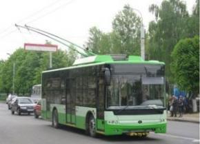 В Луцке тлроллейбусники объявили бессрочную забастовку