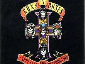 Звукозаписывающие компании подали в суд на Guns N' Roses за плагиат