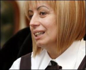 Герман хочет быть похожей на жену Януковича
