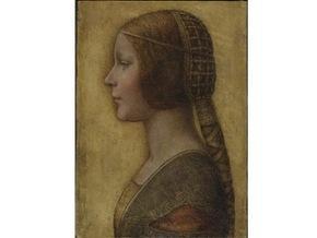 Професор Оксфорда стверджує, що знайшов невідому картину Леонардо да Вінчі