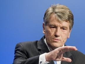 Ющенко: Тимошенко хочет руководить Украиной 15 лет на благо России