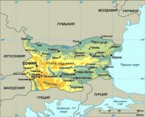 Болгария  объявила эпидемию