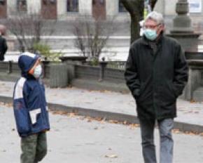 Грипп ползет по Украине. Эпидемия накрывает еще 10 областей