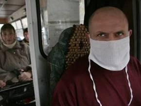 У Львові салони громадського транспорту обробляють хлорним розчином