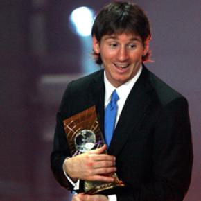 ФИФА назвала Месси футболистом года