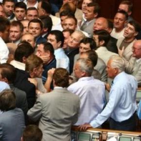 ТОП-5 політичних скандалів України 2009