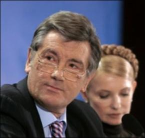 Ющенко не разрешит Тимошенко сдать ГТС