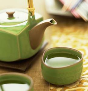 Зелений чай замінює антидепресанти