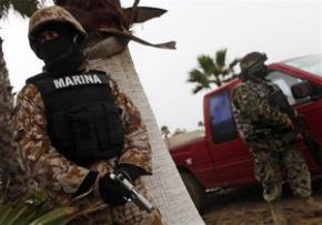 Полиция Мексики уничтожила главу одного из крупнейших наркокартелей