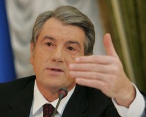 Ющенко доручив Тимошенко зайнятися мозком