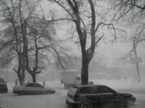 На Одещині у величезному заторі  замерзають люди