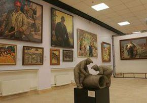 У Києві відкрився Музей сучасного образотворчого мистецтва України