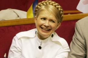Тимошенко не собирается отвлекаться на технического Ющенко