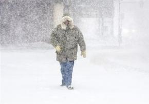 В Донецкой области десять человек замерзли до смерти за последние два дня