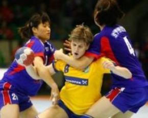 Украинки впервые победили на ЧМ по гандболу
