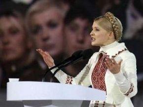 Тимошенко осталась наиболее верной ценностям Майдана