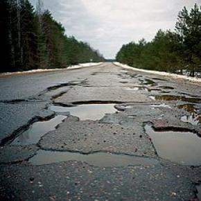 В Украине строят самые дешевые и некачественные дороги