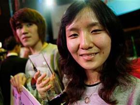 Корейцы выиграли чемпионат мира по скоростному набору SMS
