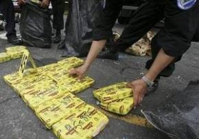 Поліція Іспанії виявила близько 100 кілограмів кокаїну у вантажі бананів