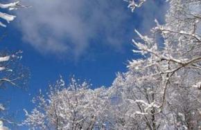 На Украину снова надвигаются снегопады и морозы