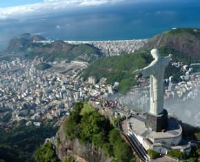 У Ріо-де-Жанейро почалася реставрація статуї Христа Спасителя
