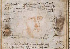 Найдена картина Леонардо да Винчи