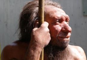 Ученые: Неандертальцы раскрашивали свои тела.