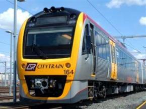 Австралиец попал в больницу после нападения на поезд