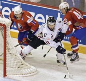 Американцы выиграли молодежный чемпионат мира по хоккею
