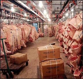 Украина отменила ужесточение контроля за импортом мяса
