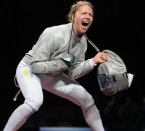 Ольга Харлан здобула золото на етапі Кубка світу